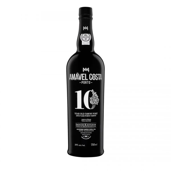 AMAVEL COSTA 10 YEARS OLD TAWNY