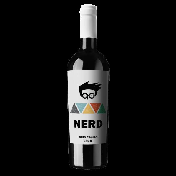 FERRO13 NERD NERO D'AVOLA