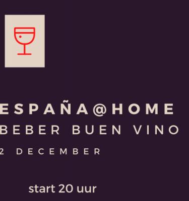 Spaanse wijnavond