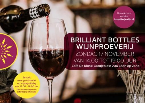 grote wijnproeverij
